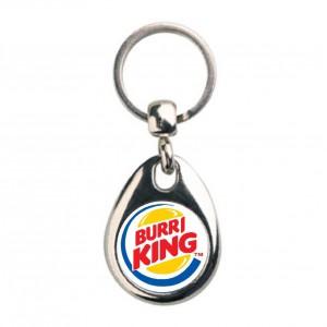 Llavero Burri King