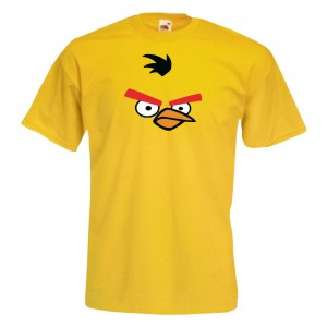 Angry Amarillo