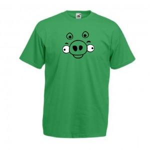 Cerdo Verde Angry