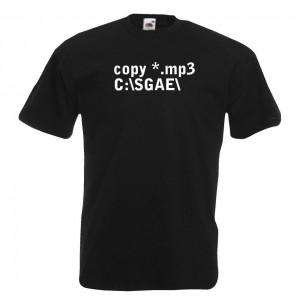 Copy mp3 SGAE