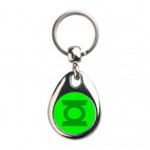 Llavero Linterna Verde 01