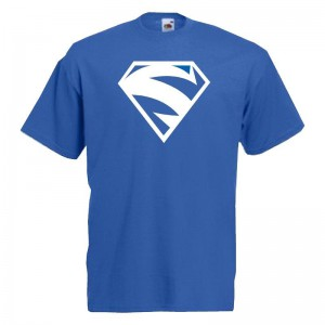 Superman Azul