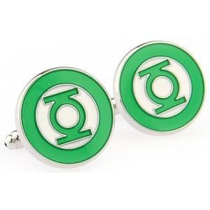 Gemelos Linterna Verde