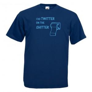 Twitter hasta en el cagadero