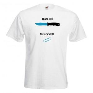 Rambo Mcgyver