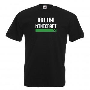 Run Minecraft