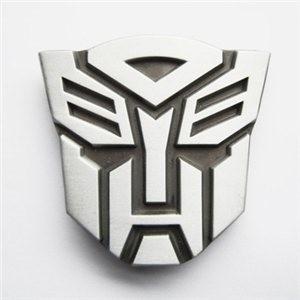 Hebilla Transformers Autobots