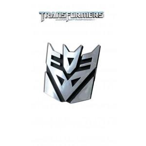 Pegatina 3D Transformers Decepticons