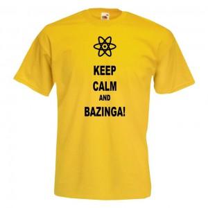 Keep Calm Bazinga
