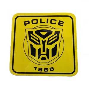 Pegatina Reflectante Transformers Autobots