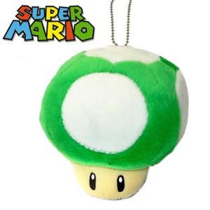 Llavero Seta Mario peluche