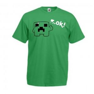 OK Minecraft