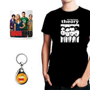 Pack Regalo Big Bang Theory