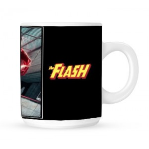 Taza Flash Superheroe