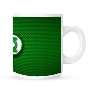 Taza Linterna Verde I