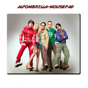 Alfombrilla Sheldon y sus amigos