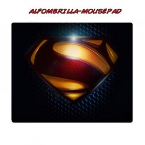 Alfombrilla Superman