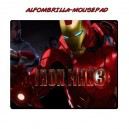 Alfombrilla Iron Man 3