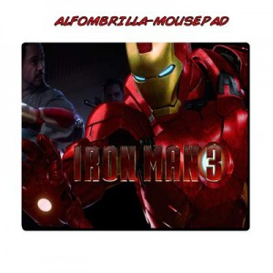 Alfombrilla Iron Man 3