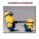 Alfombrilla Minions Funny