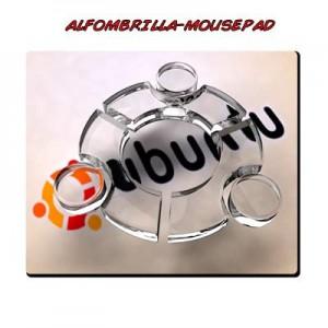 Alfombrilla Ubuntu Logo