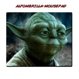 Alfombrilla Yoda