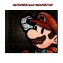 Alfombrilla Mario Bros