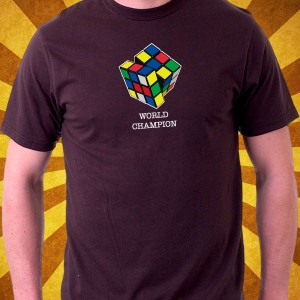 World Champion Rubik