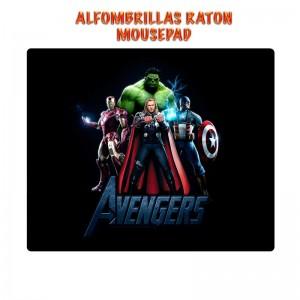 Alfombrilla Avengers