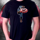 Capitan America Superheroe