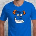camiseta Sulley Mostruos SA