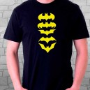 camiseta Logos Batman Varios
