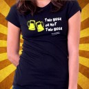 camiseta Two Beer