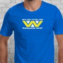 camiseta Weyland Yutani alien
