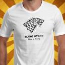 camiseta House Stark juego de tronos