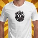 camiseta Corazón Apple