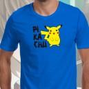 camiseta Pikachu Pókemon