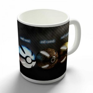 Taza Pokemon Ball