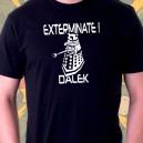 camiseta exterminate dalek