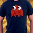 camiseta PacMan Pixel