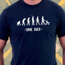 camiseta Game Over Evolution