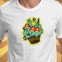 Camiseta Cupcake Mario