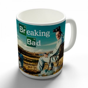 Taza Breaking Bad