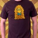 Camiseta Minions Trono