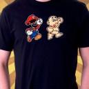 camiseta Mario sin ropa