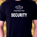 camiseta Freddy Pizza Security