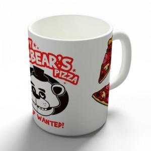 Taza Freddy Fazbears Pizza