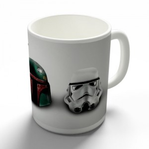 Taza Cascos Star Wars