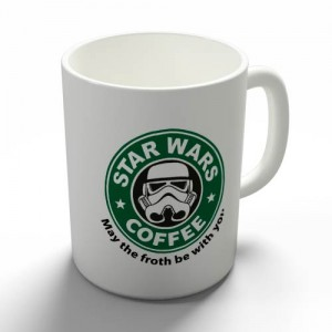 Taza Star Wars Coffee Troopers