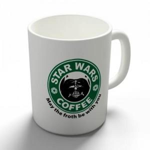 Taza Star Wars Coffee Vader